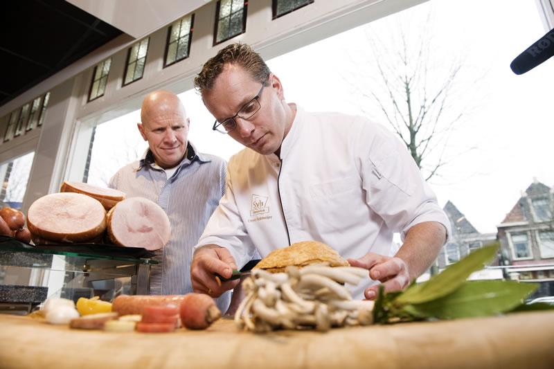 Westfriese tafel - Onno Kokmeijer & Keurslager Cees Blokdijk