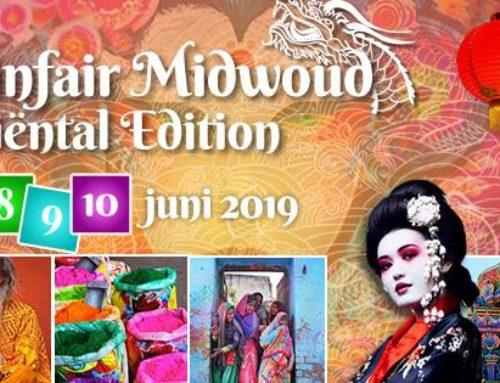 Westfriese Tafel op de Tuinfair van Midwoud 2019