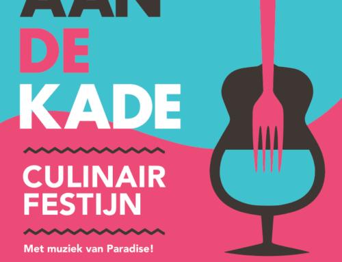 9 augustus, Culinair aan de Kade Medemblik